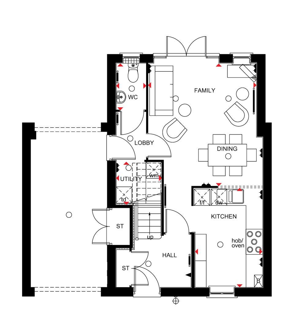 Floorplan 1 of 3: Fleetwood