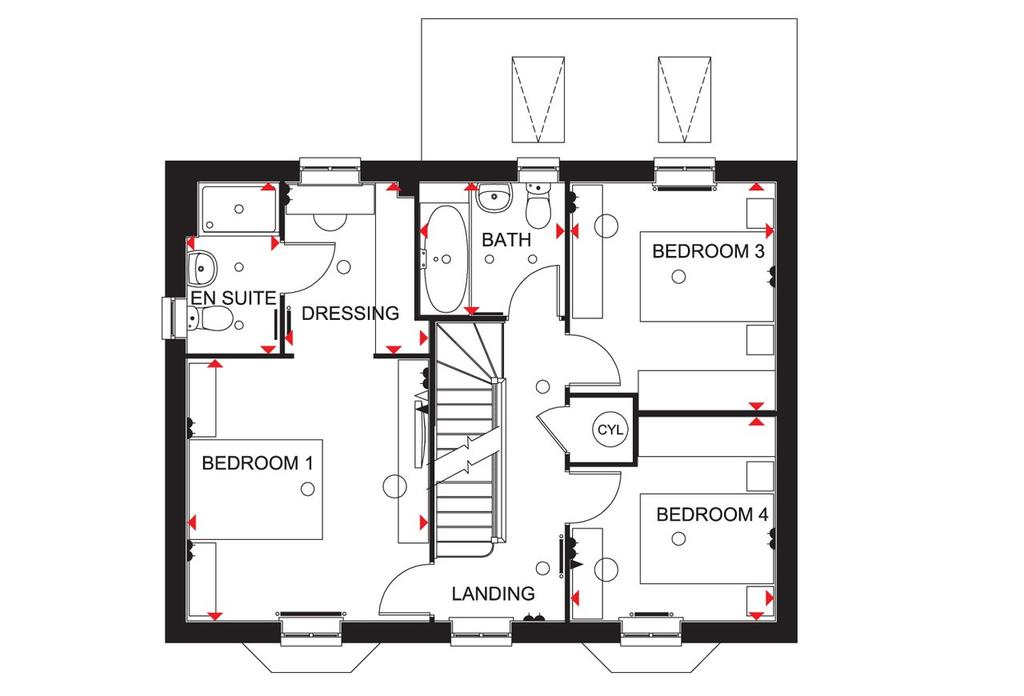 Floorplan 3 of 3: Emerson
