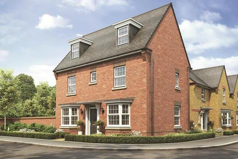 4 bedroom end of terrace house for sale - Plot 110, HERTFORD at The Village at Wedgwood Park, Wedgwood Drive, Barlaston, STOKE-ON-TRENT ST12