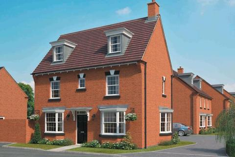 4 bedroom end of terrace house for sale - Plot 106, HERTFORD at The Village at Wedgwood Park, Wedgwood Drive, Barlaston, STOKE-ON-TRENT ST12