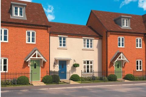 2 bedroom terraced house for sale - Wedgwood Drive, Barlaston, STOKE-ON-TRENT
