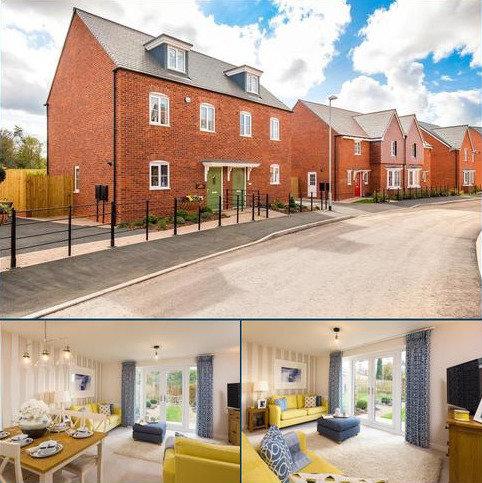3 bedroom terraced house for sale - Wedgwood Drive, Barlaston, STOKE-ON-TRENT