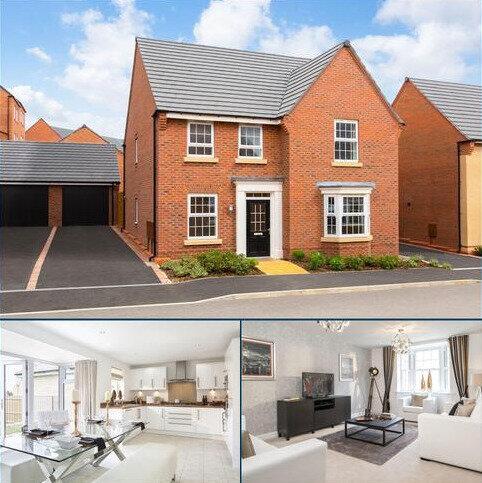 4 bedroom detached house for sale - Plot 51, Holden at David Wilson Homes @Mickleover, Kensey Road, Mickleover, DERBY DE3