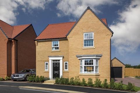 4 bedroom detached house for sale - Hanzard Drive, Wynyard, BILLINGHAM