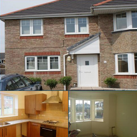 2 bedroom semi-detached house to rent - Enfield road, Oakdale