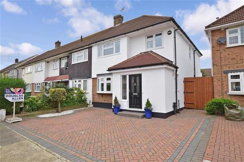 3 bedroom end of terrace house for sale - Nelson Road, Rainham, Essex