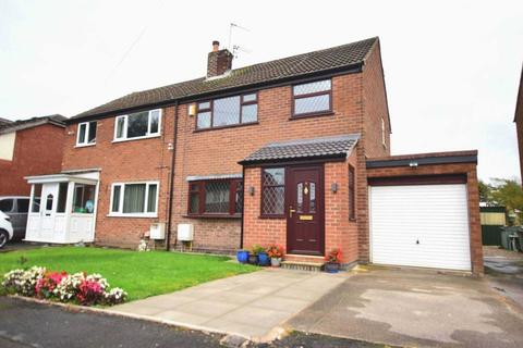 3 bedroom semi-detached house for sale - Hornby Court, Kirkham, PR4 2UQ
