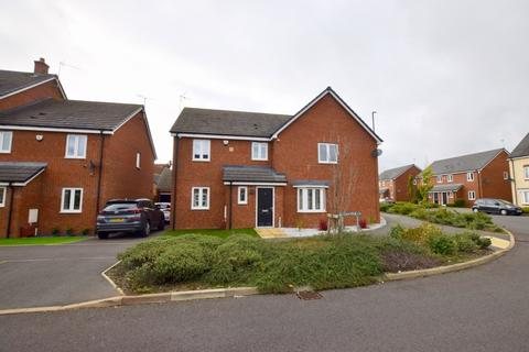 3 bedroom semi-detached house for sale - Monticello Way, Bannerbrook Park, Coventry
