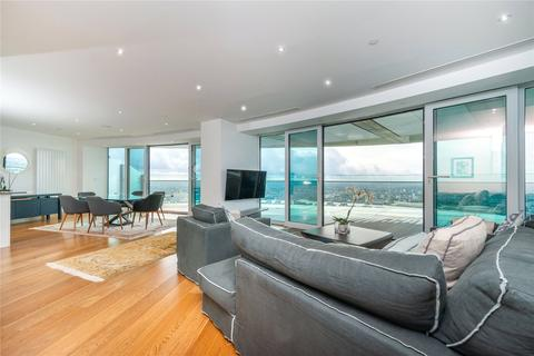 3 bedroom flat for sale - Arena Tower, 25 Crossharbour Plaza, London