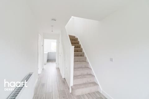 3 bedroom detached house for sale - Highfield Road, Littleover, Derby