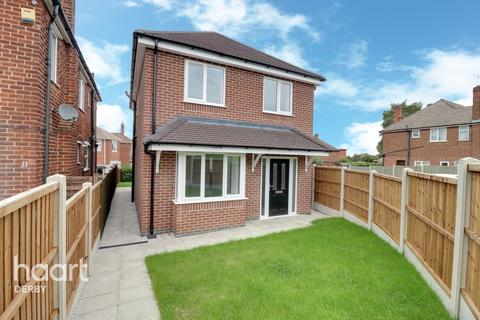 3 bedroom detached house for sale - Highfield Road, Littleover, Derby