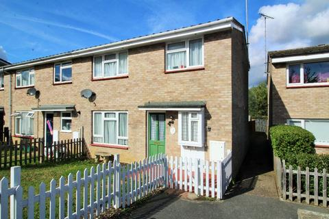 3 bedroom end of terrace house for sale - Cornel Close, Witham