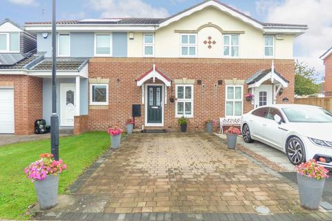 2 bedroom terraced house for sale - Stagshaw, Killingworth, Newcastle upon Tyne, Tyne and Wear, NE12 5BN
