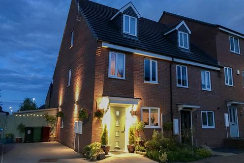 3 bedroom townhouse for sale - Hetton Drive, Clay Cross, Chesterfield