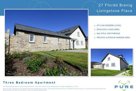 3 bedroom apartment for sale - Upper Denbigh Road, St. Asaph