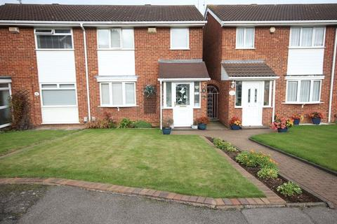 3 bedroom semi-detached house for sale - 3 bed semi with GARAGE and a CONSERVATORY...