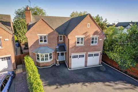 5 bedroom detached house for sale - ROWLEY LANE, LITTLEOVER