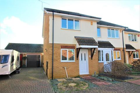2 bedroom end of terrace house for sale - Honeysuckle Close, Weymouth, Dorset, DT3 6SW