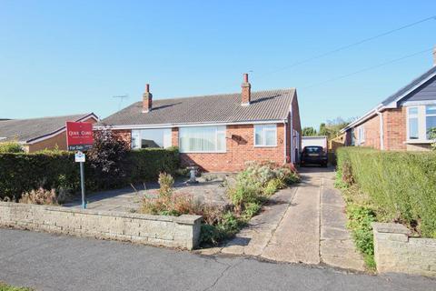 2 bedroom semi-detached bungalow for sale - St. Nicholas Drive, Hornsea