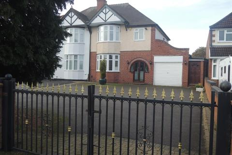 4 bedroom semi-detached house to rent - Chester Road North, Sutton Coldfield, B73 6RP