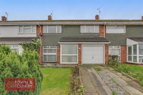 3 bedroom terraced house for sale - Kingston Drive, Connahs Quay, Deeside, Flintshire