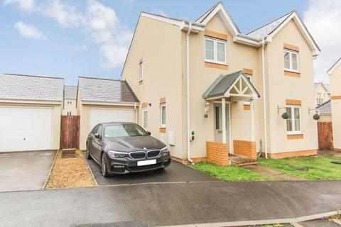 4 bedroom detached house for sale - Clayton Drive, Pontarddulais, Swansea, SA4