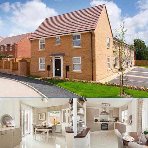 3 bedroom semi-detached house for sale - Plot 110, HADLEY at Harland Park, Cottingham, Harland Way, Cottingham, COTTINGHAM HU16
