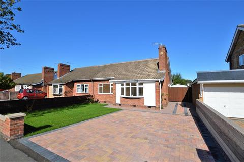 2 bedroom semi-detached bungalow for sale - Dorset Avenue, Wigston, LE18 4WB