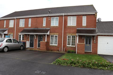 2 bedroom terraced house to rent - Cornbrash Rise, Hilperton, Trowbridge BA14 7TU