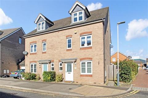 3 bedroom end of terrace house to rent - Nine Acres Close , Hayes, UB3 1SW