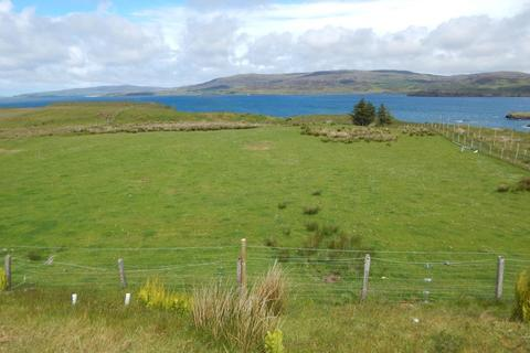 Plot for sale - Colbost, Dunvegan, Isle of Skye IV55