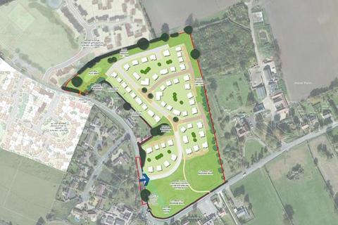 Residential development for sale - Land Off Church Road, Bacton, Church Road, Stowmarket