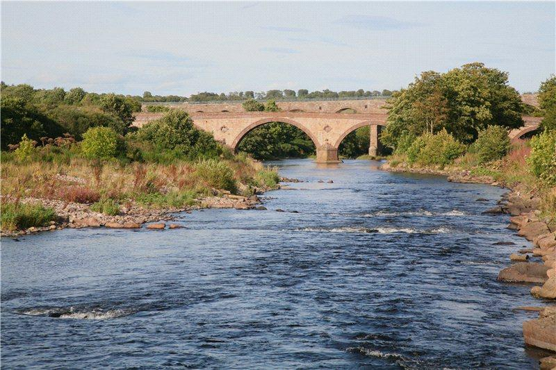 Land Commercial for sale in Kinnaber Fishings Riverside Lodge, By Montrose, Angus, DD10