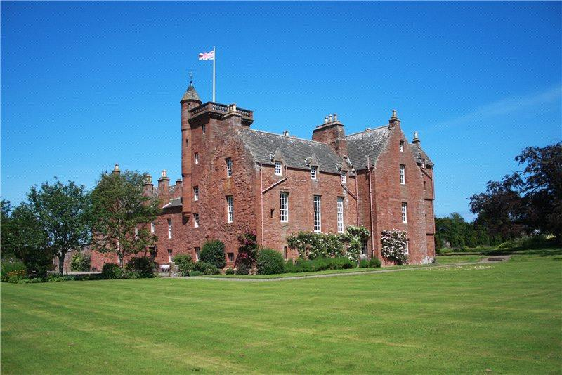 10 Bedrooms Detached House for sale in Ethie Castle, Inverkeilor, By Arbroath, Angus, DD11
