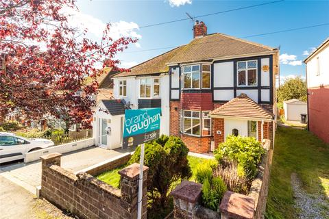 3 bedroom semi-detached house for sale - Sanyhils Avenue, Brighton, East Sussex, BN1