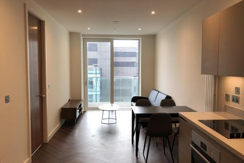 1 bedroom apartment to rent - Lightbox Blue, Media City UK, Salford, M50 2AE