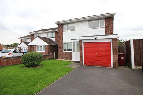 3 bedroom detached house for sale - Cringles Drive, Tarbock Green, Prescot, Merseyside, L35