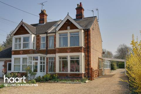 4 bedroom semi-detached house for sale - West Winch Road, West Winch