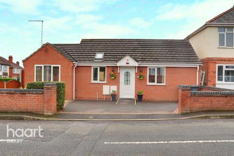 2 bedroom detached bungalow for sale - Drury Avenue, Spondon, Derby, DE21