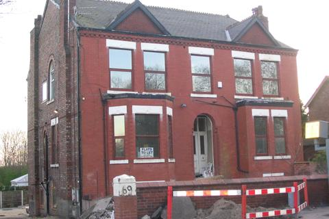 3 bedroom flat to rent - 69 Edge Lane, Chorlton, Manchester M21