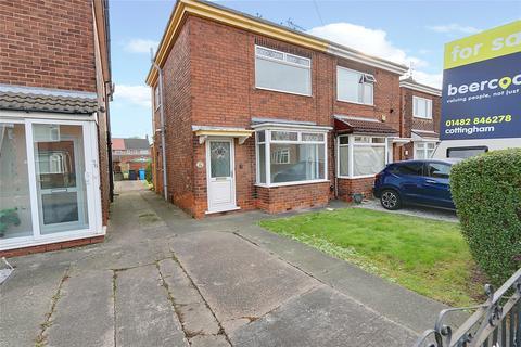 2 bedroom semi-detached house for sale - Cradley Road, Hull, East Yorkshire, HU5