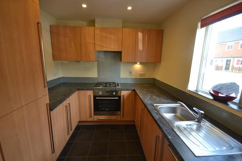 2 bedroom end of terrace house to rent - St Agnes Way, Kennet Island