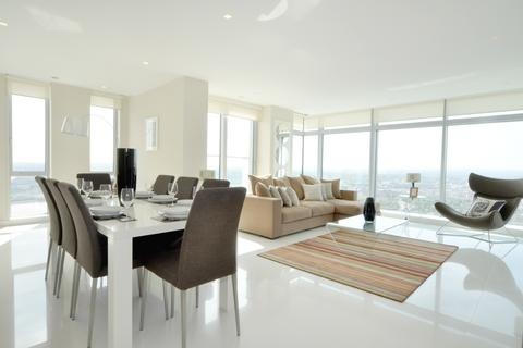 3 bedroom apartment to rent - East Tower, Pan Peninsula, Canary Wharf E14