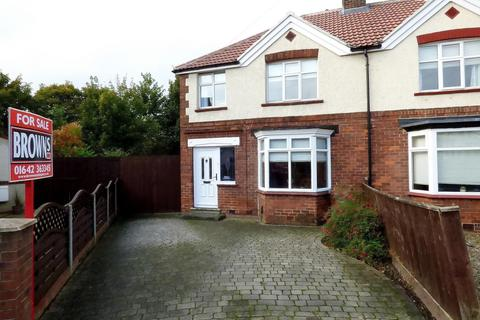 3 bedroom semi-detached house for sale - Newlands Avenue, Norton, TS20