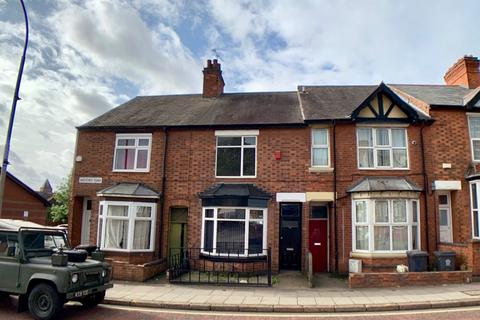 5 bedroom terraced house to rent - Welford Road, Leicester LE2 6BJ