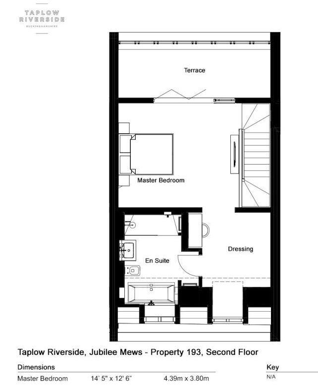 Floorplan 3 of 3: Second