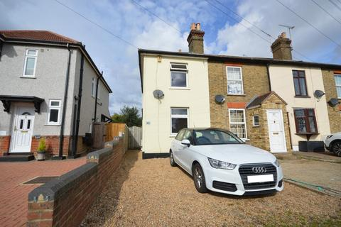 2 bedroom end of terrace house for sale - Brentwood Road, Gidea Park, RM2