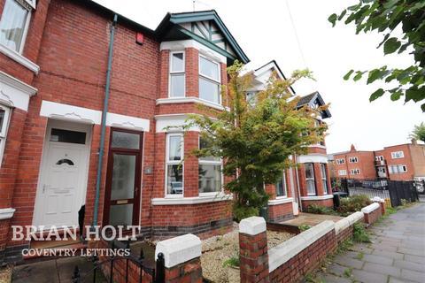 3 bedroom terraced house - Broadway, Earlsdon