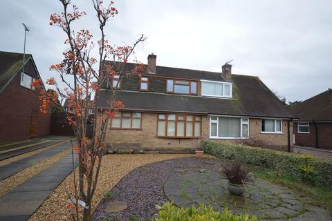 2 bedroom semi-detached bungalow for sale - Crabmill Drive, Sandbach, CW11 3HX
