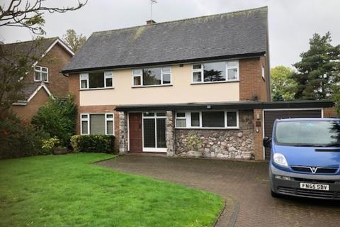 4 bedroom detached house to rent - Knowle Road, Stafford